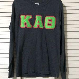 Kappa Alpha Theta Long sleeves T-Shirt